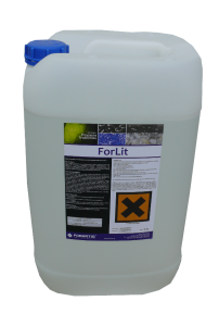 Wzmocnienie posadzki betonowej impreganatem Forsil marki Formatiq