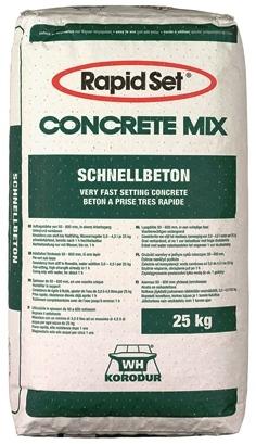 uniwersalny produkt do napraw betonu